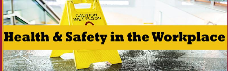 Bsc Level 2 Health And Safety In The Workplace Acquilla