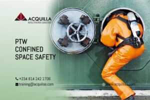 Ptw Confined Space Safety