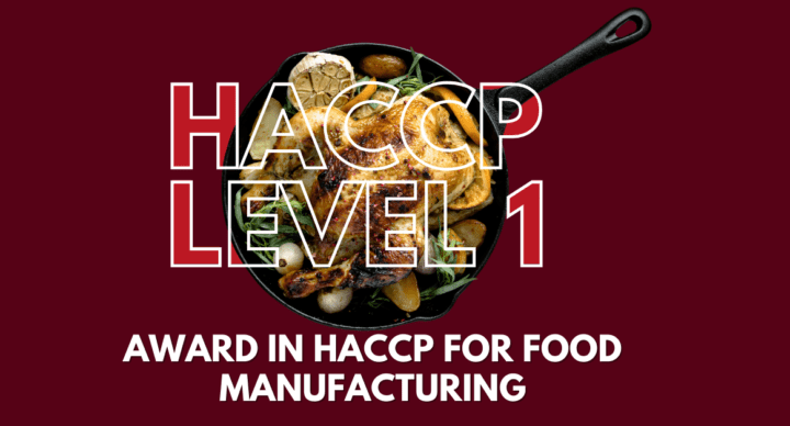 HACCP LEVEL 1, 2, and 3. Image by rawpixel.com