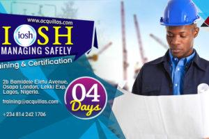 Acquilla Solutions Limited - IOSH Managing Safely Training  | Lagos | May