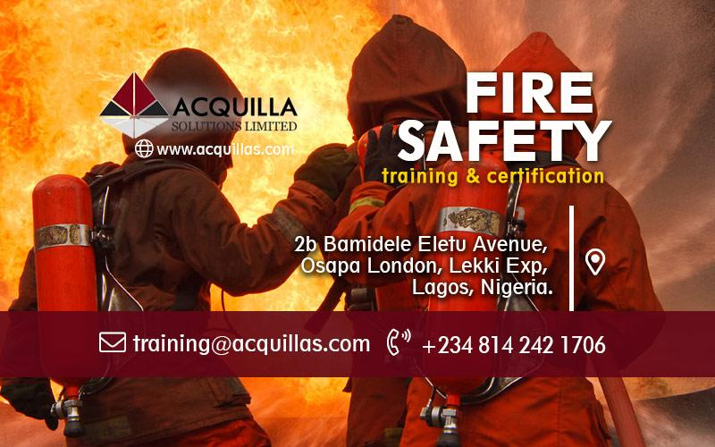 Fire Safety - Training & Certification Program in Lagos