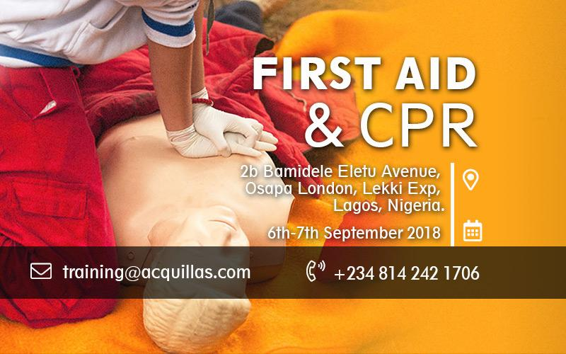 First Aid & CPR - Lagos Training & Certification