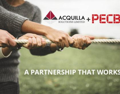 PECB has signed a partnership agreement with Acquilla Solutions Limited, Acquilla Solutions Limited