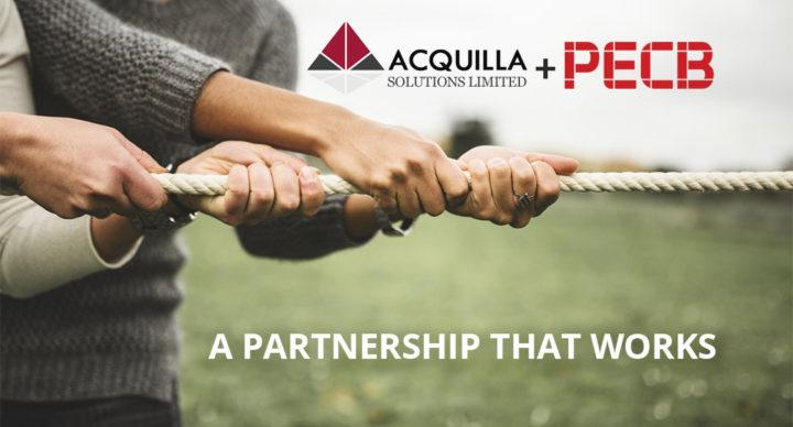 PECB has signed a partnership agreement with Acquilla Solutions Limited