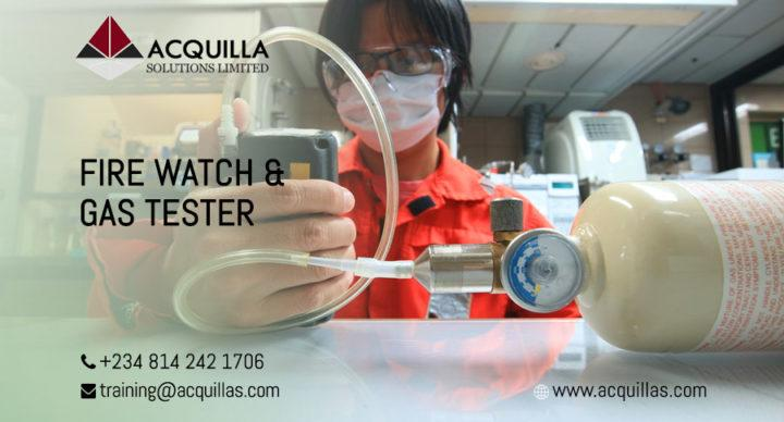 Acquilla Solutions Limited - Fire Watch & Gas Tester – Lagos | April
