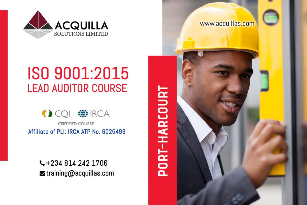 Iso 9001 2015 Internal Auditor