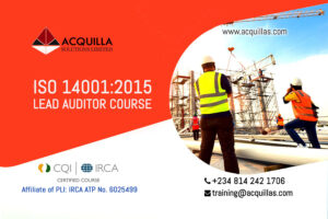 Iso Ems 14001 2015 Ems Irca Certified Lead Auditor