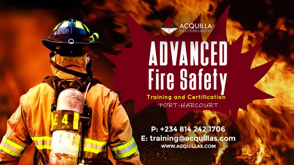 Advanced Fire Safety Port 2020
