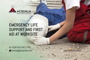 Emergency Life Support And First Aid At Worksite