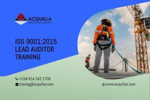 Iso 9001 2015 Lead Auditor Training