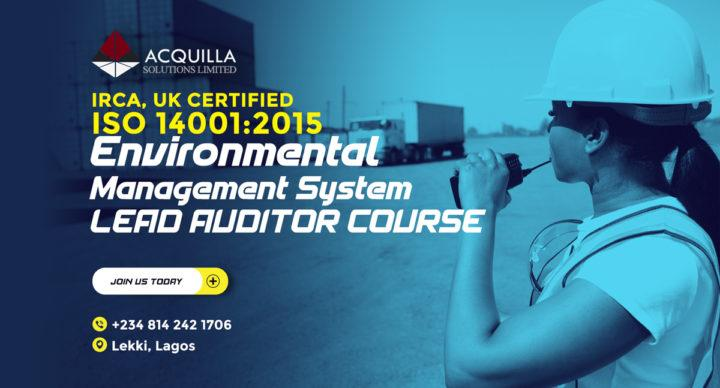 Iso 14001 2015 Environmental Management System Lead Auditor Course