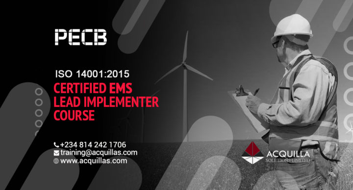 Iso 14001 2015 Environmental Management System Certified Lead Implementer Professional Course