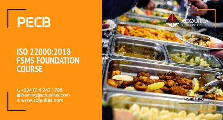 Iso 22000 2018 Fsms Foundation Course