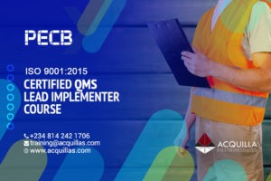 Iso 9001 2015 Certified Lead Implementer Professional Course
