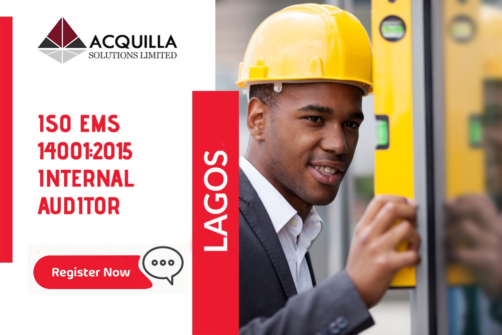 Iso Ems 14001 2015 Internal Auditor