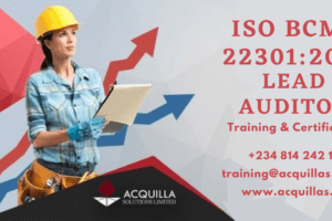 ISO 22301:2019 BCMS Lead Auditor Course