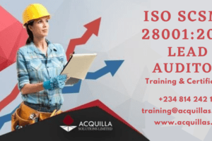 ISO 28001:2007 SCSMS LEAS AUDITOR COURSE