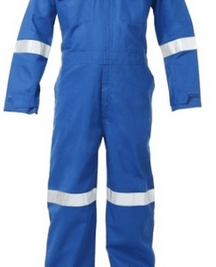 Blue Tops Coverall
